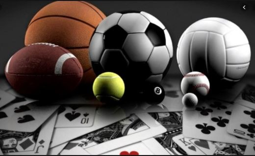 An image displaying balls from different sports betting in kenya.