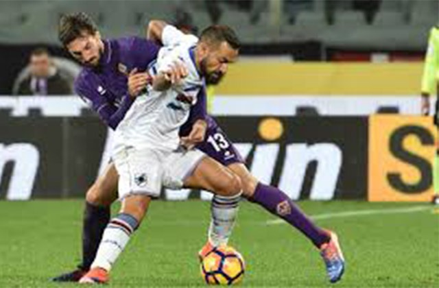Sampdoria vs fiorentina betting expert football off-track betting locations